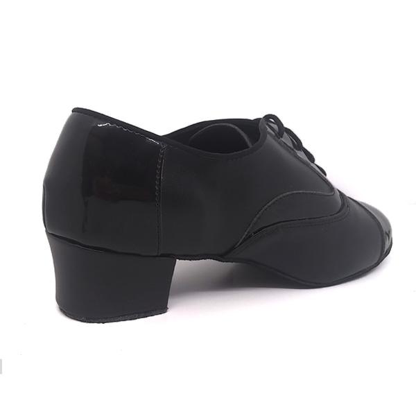 Zapato de baile de hombre con tacón