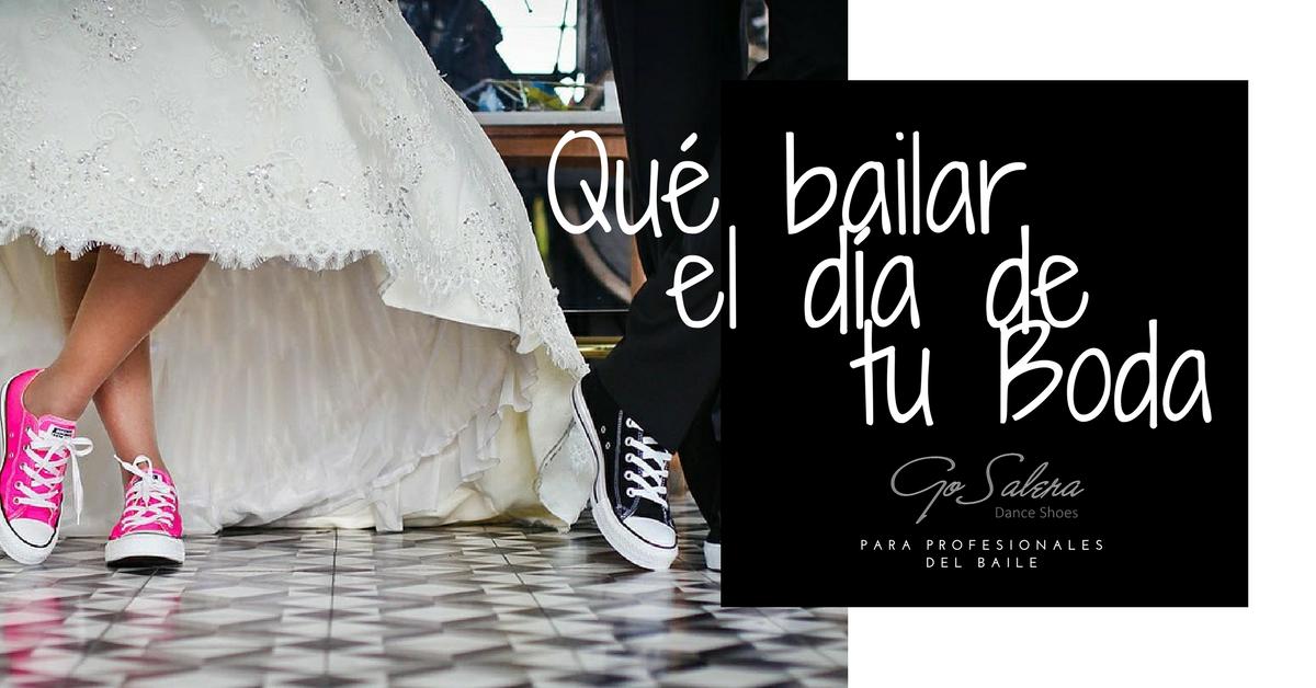 bailar el día de tu boda