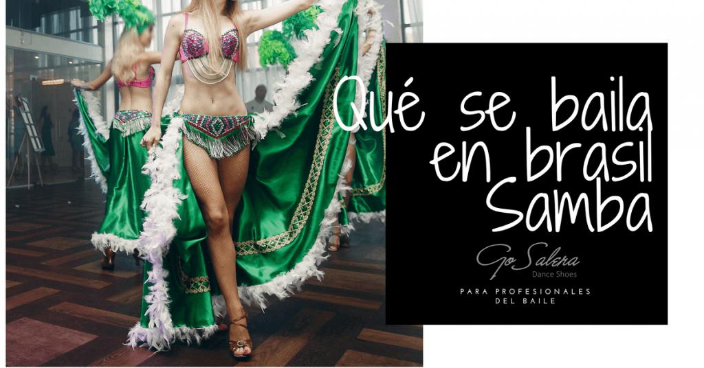 bailar en brasil