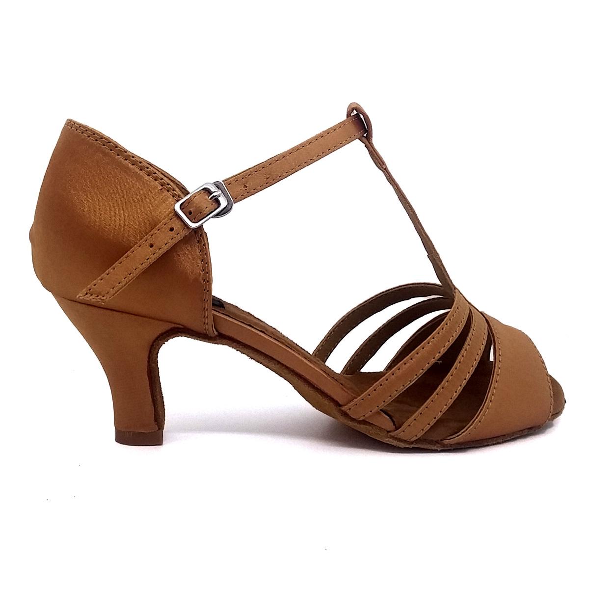 zapato de baile bajito