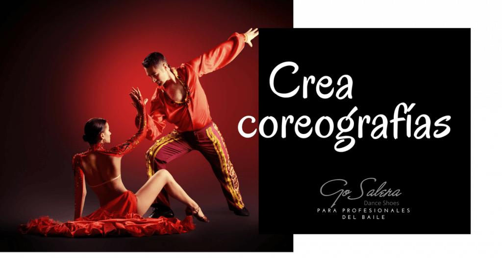 Crear coreografías