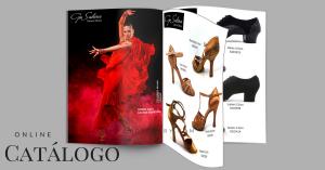 Catálogo de zapatos de baile