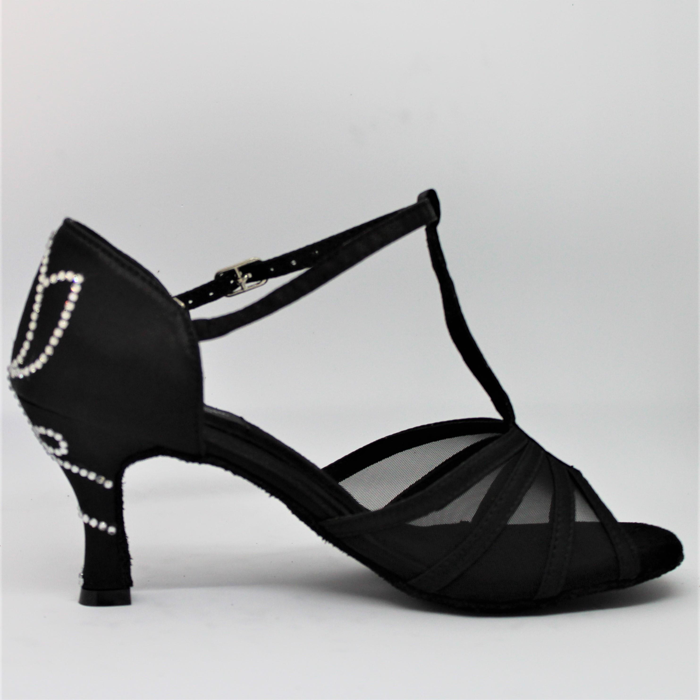 reloj 81a4d 0c632 Orquidis Zapatos Baile Latino Strass