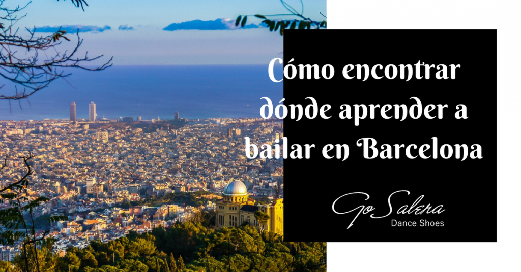 Bailar en barcelona