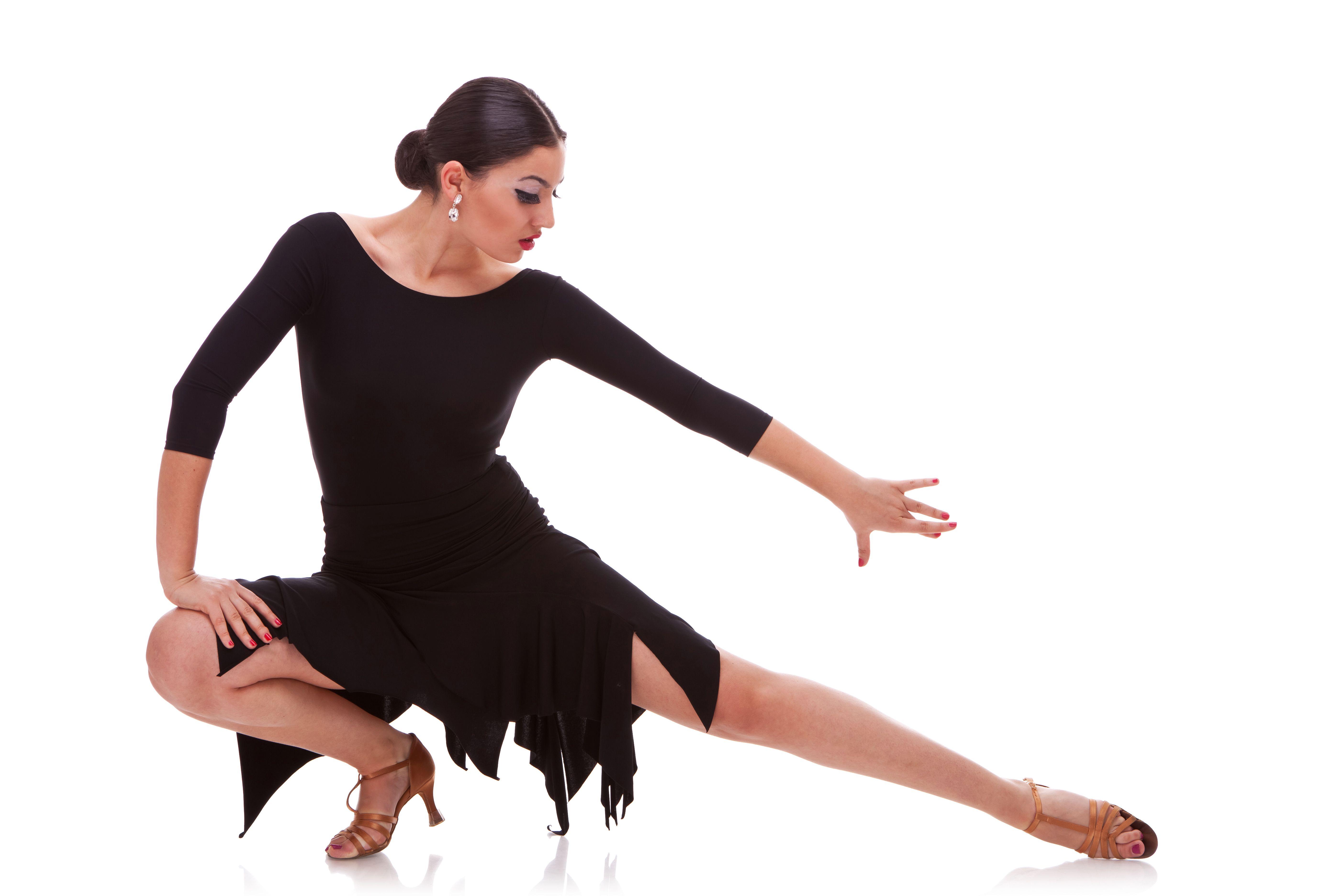 Zapatos de baile latino mujer